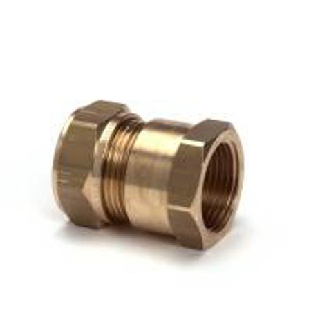 """Afbeeldingen van VSH overgangskoppeling bi.dr. x knel 1/2"""" x 12 mm"""