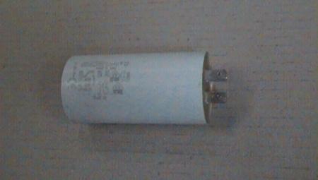 Afbeeldingen van Condensator 30µF t.b.v.bronpomp 1 PK, 220 Volt