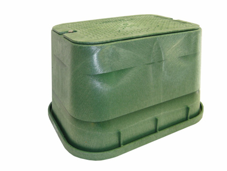 Picture of Kleppendoos VB-1419-12, HDPE