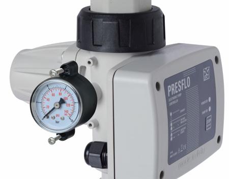 Picture of Presflo PF1215 ZONDER manometer, 230 Volt