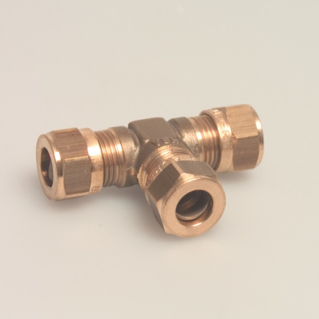 Picture of VSH T-koppeling knel 3 x 12 mm