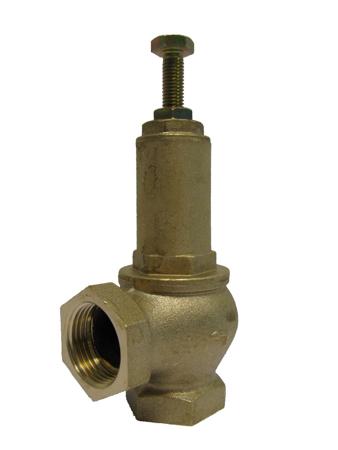 """Afbeeldingen van Veiligheids/overdruk ventiel, 1½"""""""