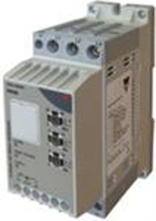 Afbeeldingen van Softstarter t.b.v. motor 400 Volt, van 9,3 KW tot 18,5 KW