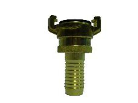 Afbeeldingen van Messing kopp. wartel en slangtule, 13 mm