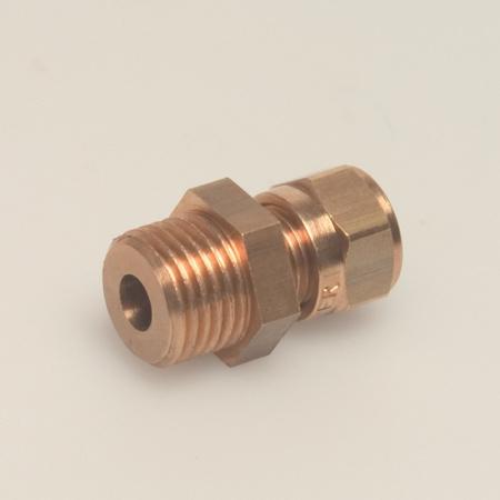 """Afbeeldingen van VSH overgangskoppeling bu.dr. x knel 1/2"""" x 12 mm"""