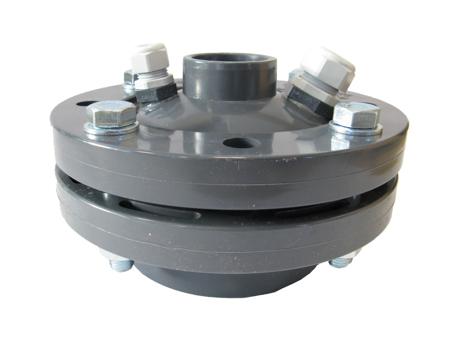 Afbeeldingen van Bronkop PVC 125 mm.
