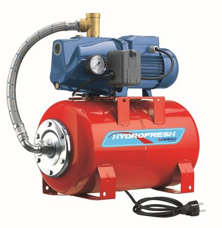 Picture of Hydrofoor JSW3AL/60L, 400 Volt