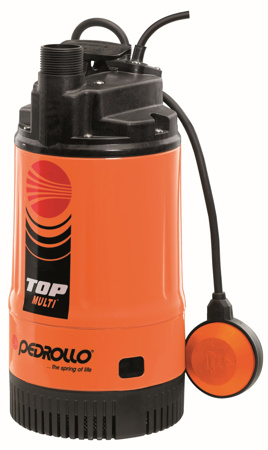 Picture of Dompelpomp Pedrollo TOP Multi 2