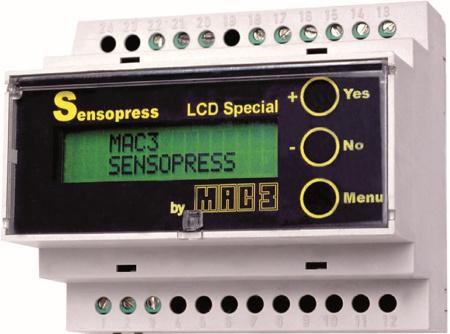 Afbeeldingen van Niveauschakeling Sensopress