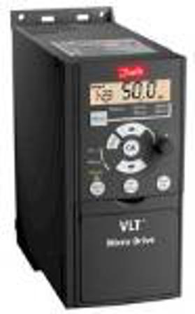 Afbeeldingen van Frequentieregelaar Danfoss FC51 4 KW, 400 Volt