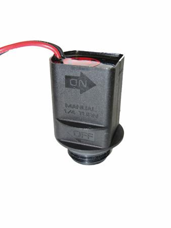 Picture of 9 Volt impuls solenoid t.b.v. WP beregeningsautomaten