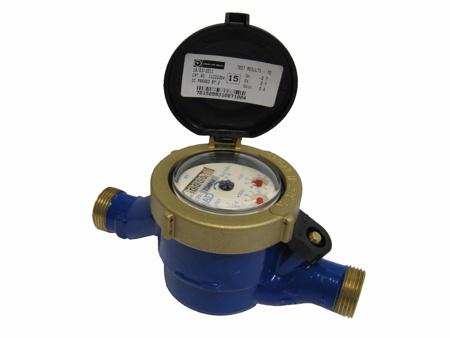 Afbeeldingen van Watermeter 2500 l/uur