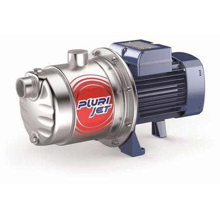 Afbeeldingen van RVS hydrofoor PLURIJETm400-N/20L, 230 Volt