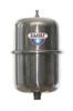 Afbeeldingen van RVS drukvat met diafragma 8 liter