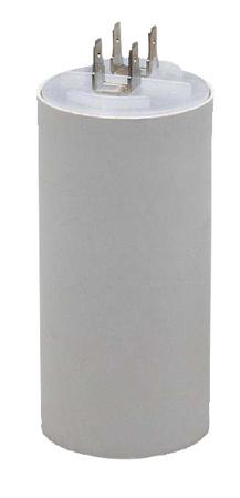 Afbeeldingen van Condensator 40 µF, t.b.v. startkast bronpomp 230 Volt, 1,1 KW (1,5 PK)