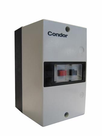 Afbeeldingen van Thermische beveiliging CMS 6,3 ( 4,0 - 6,3 Amp.)