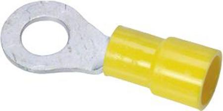 Afbeeldingen van Ringtong Geel, M6, 4,0 - 6,0 mm²