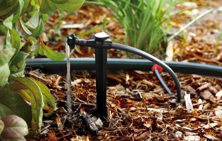 Afbeeldingen van Druppelhoedje t.b.v. micro-irrigatie