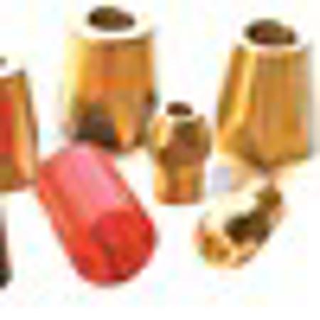 Afbeeldingen van Messing sproeier VYRSA 150 Kanon-sector sproeier.
