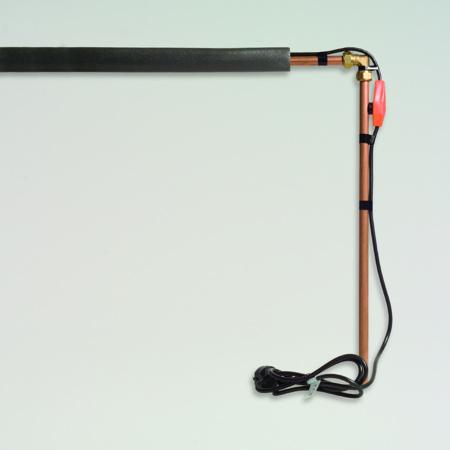 Afbeeldingen van Verwarmingslint, lengte 1 mtr., 16 Watt